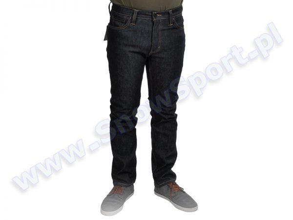 Spodnie Levis 513 Slim Straight SE Rigid Indigo Skateboarding Collection 2017 (95583-0001) najtaniej