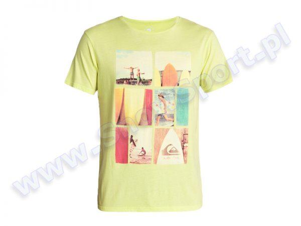 Koszulka Quiksilver Nomad Organic Tee L13 GCK0 najtaniej