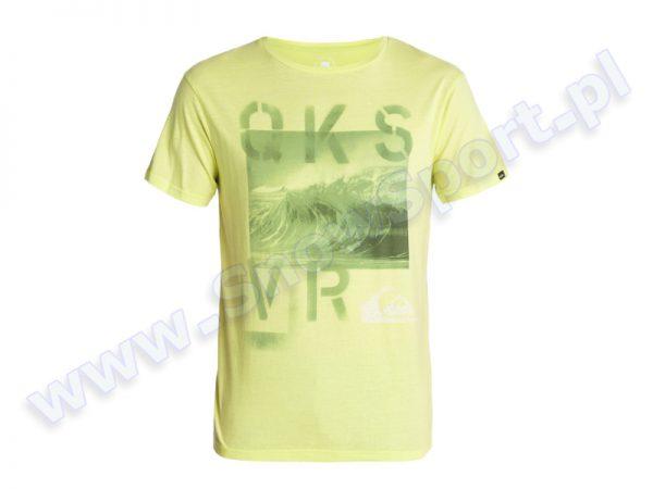 Koszulka Quiksilver Nomad Organic Tee L4 GCK0 najtaniej