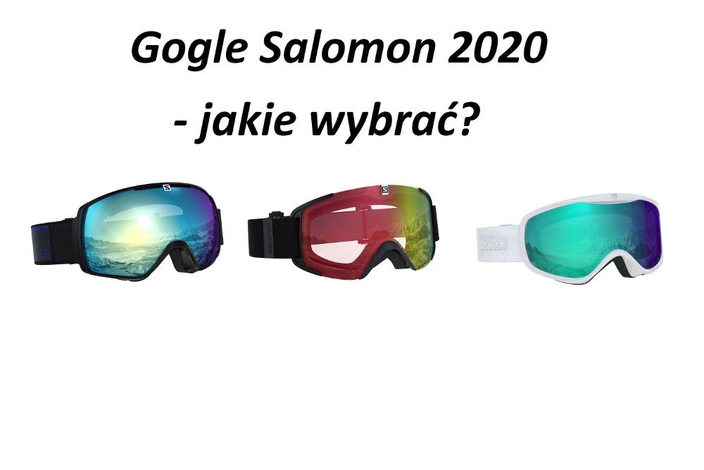 Gogle Salomon 2020 – jakie wybrać?