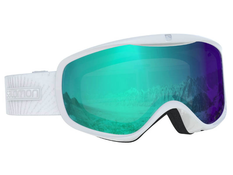 Gogle Salomon SENSE PHOTO White 2020