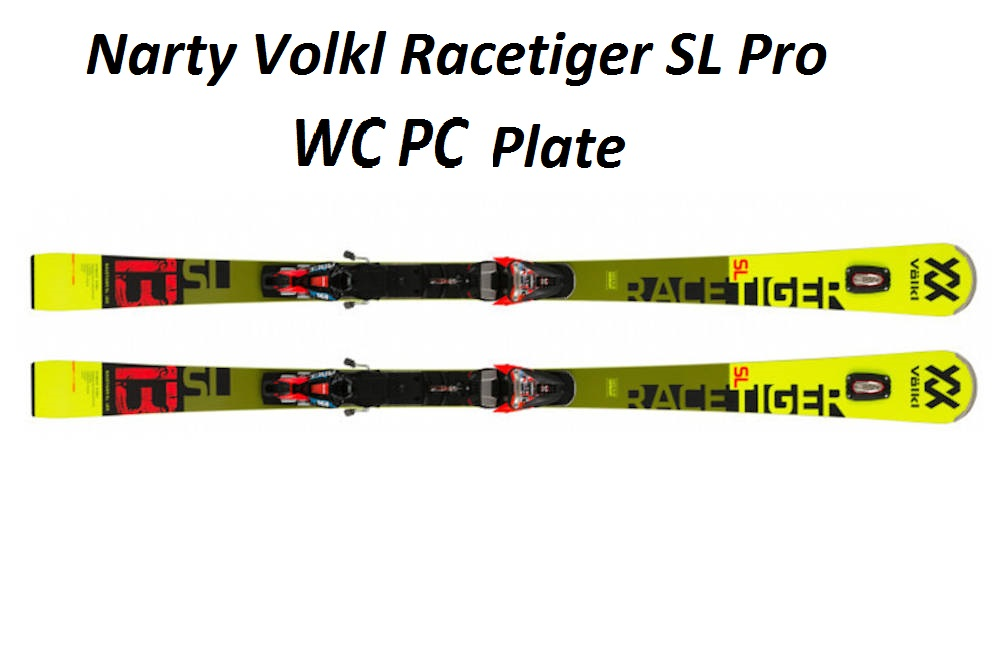 Narty Volkl Racetiger SL Pro WC PC Plate