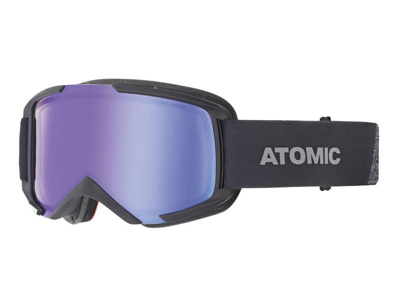 Gogle Atomic Savor Photo OTG Black 2020