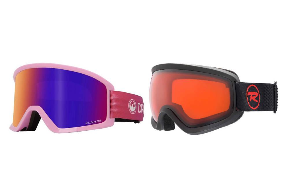 Gogle narciarskie OTG – dla noszących okulary korekcyjne