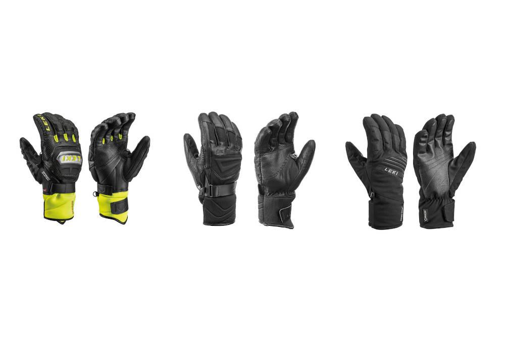 Rękawice narciarskie Leki 2020 - przegląd modeli