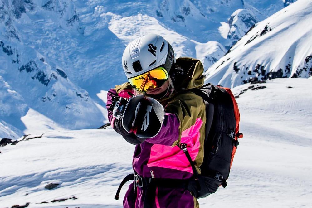 Kask narciarski K2 - ochrona i design na najwyższym poziomie