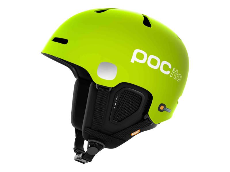 POC Pocito Fornix Fluore Green 2020
