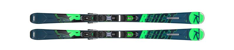 Narty Rossignol React R4 Sport CA + wiązania Xpress 10 B83 2020