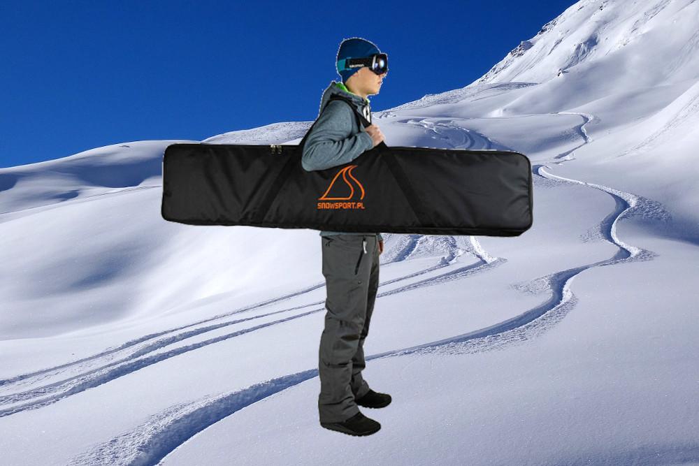 Pokrowiec narciarskie - jak transportować sprzęt i przechowywać go po sezonie