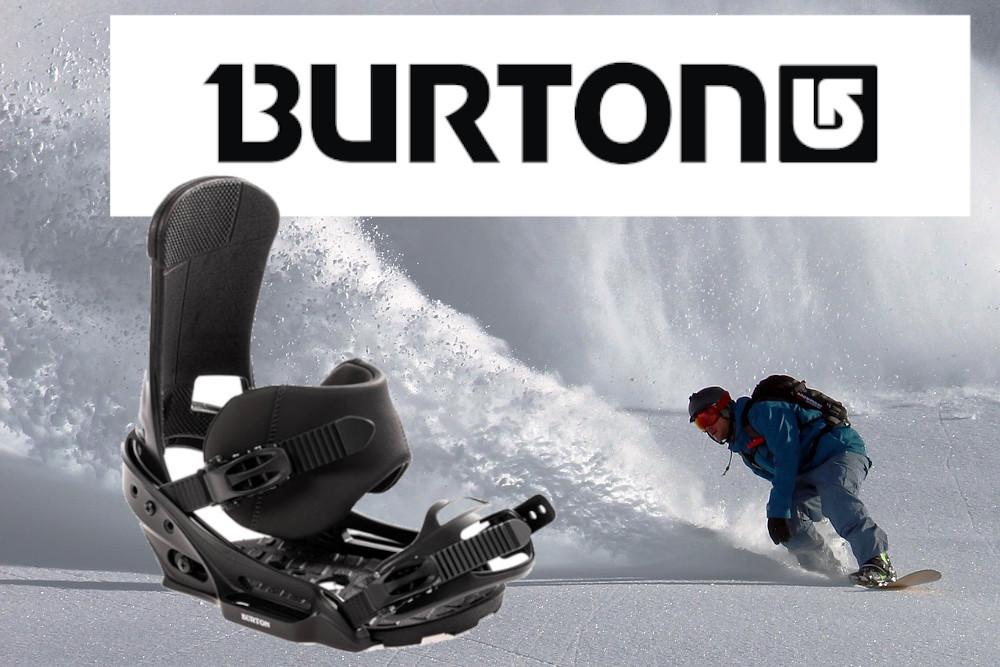 Wiązania Burton - kup na wyprzedaży modeli 2020 najlepsze wiązania na rynku!