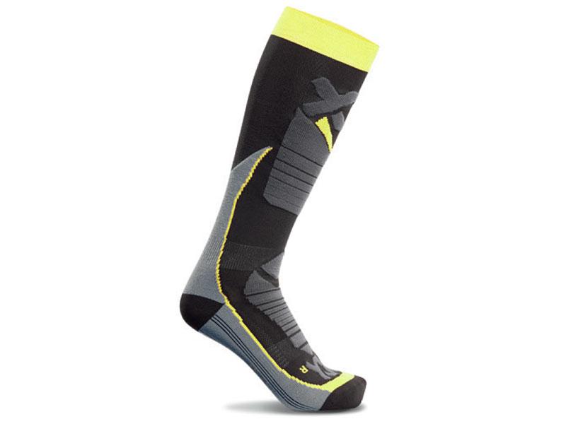 Skarpety Volkl Ski Kneehigh Race Black / Yellow 2020