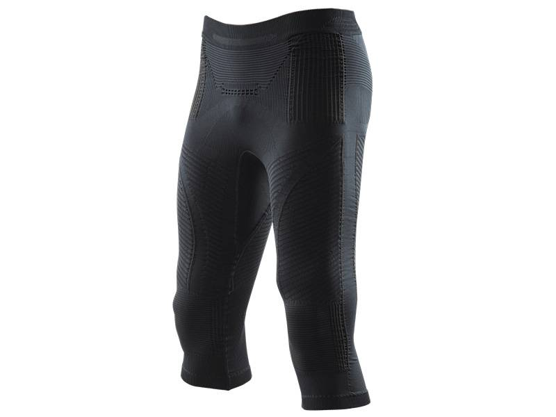 Bielizna termoaktywna Spodnie termoaktywne 3/4 X-Bionic Energy Accumulator EVO Man Black B026 2019