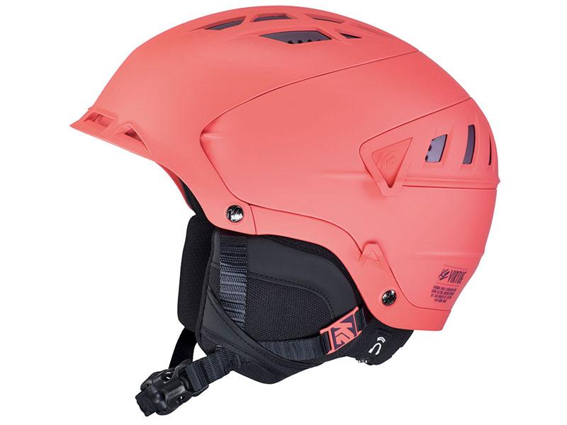 Kask narciarski K2 Virtue Coral 2020