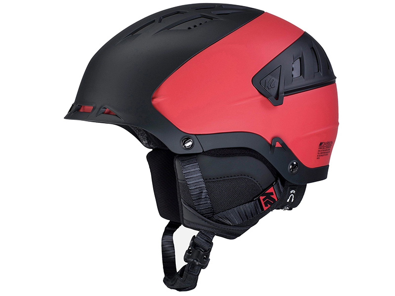 Kask K2 Diversion Black Red 2020