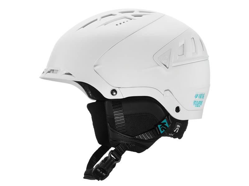 Kask narciarski K2 Virtue White 2019
