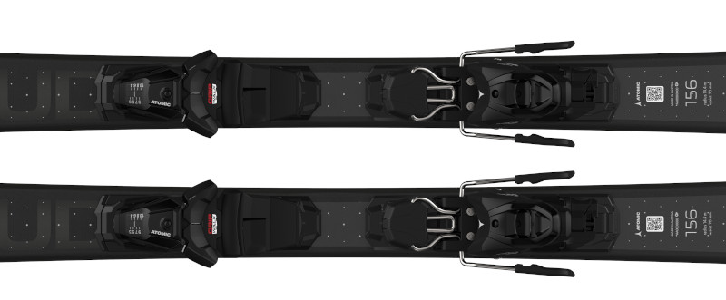 WIĄZANIA ATOMIC M 10 GW BLACK 2021