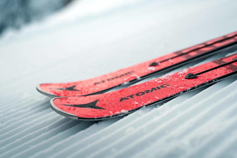 MARKI Narty Atomic Redster S9 + wiązanie X 12 GW 2021