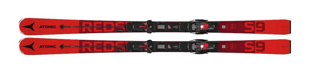 Narty Atomic Redster S9 + wiązanie X 12 GW 2021