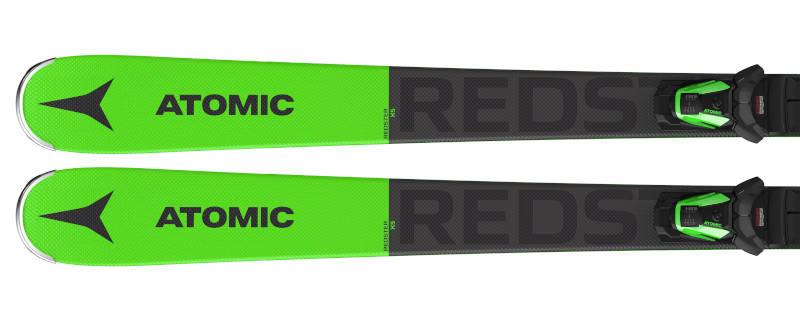 Narty Atomic Redster X5 Green + wiązanie M 10 GW 2021