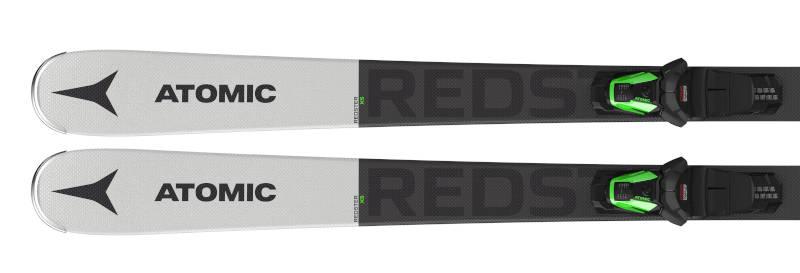 Narty Atomic Redster X5 Grey + wiązanie M 10 GW 2021
