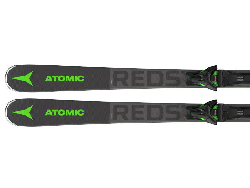 Narty Atomic Redster X7 WB Green + wiązania F 12 GW 2021