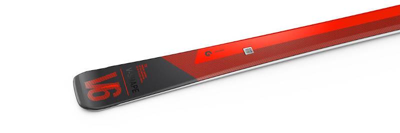 Narty HEAD V-Shape V6 + wiązania PR 11 GW BR 78 2021