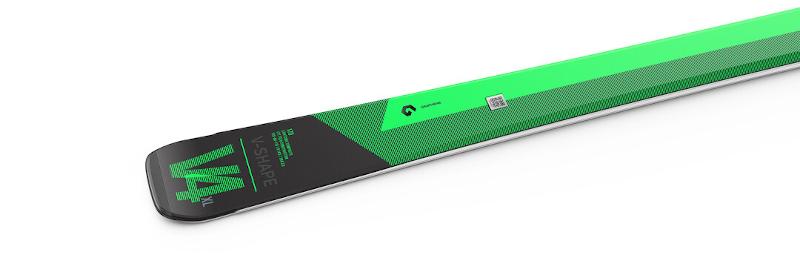 Narty HEAD V-Shape V4 XL + wiązania PR 11 GW BR 78 2021