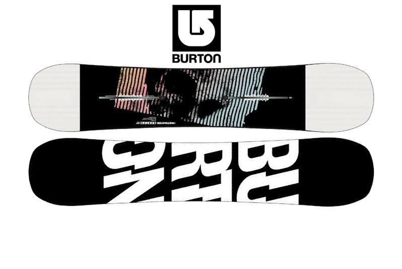 Deska Burton Instigator 2021 - nauczy Ciebie snowboardu!