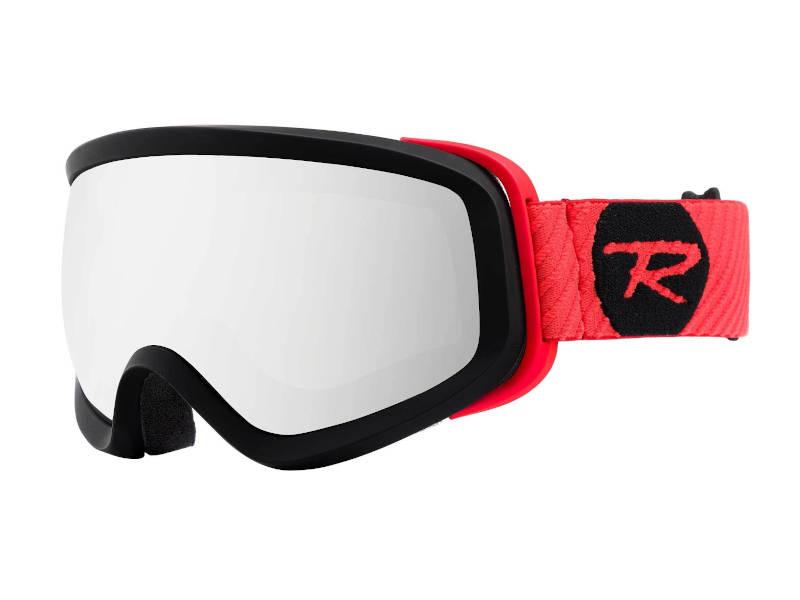 Gogle Rossignol ACE Hero Black Red 2021