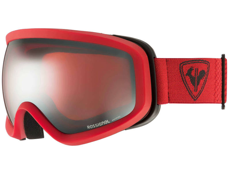 Gogle Rossignol Ace AMP SPH Red 2021