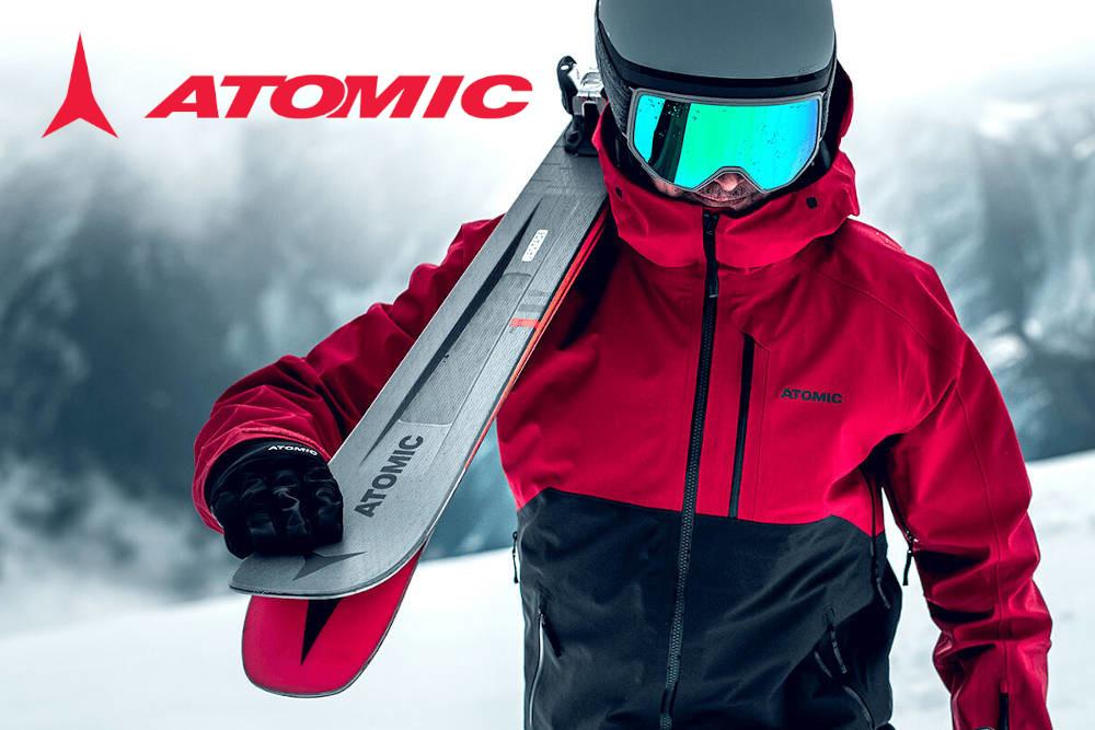 Narty Atomic Vantage dla mężczyzn - kolekcja 2021!