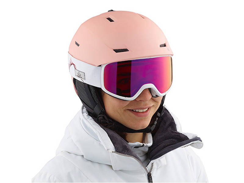 Kask SALOMON ICON LT Tropical Peach 2021