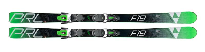 Narty Fischer Progressor F19 Ti Racetrack + wiązania RS 11 GW PR LTD 2020