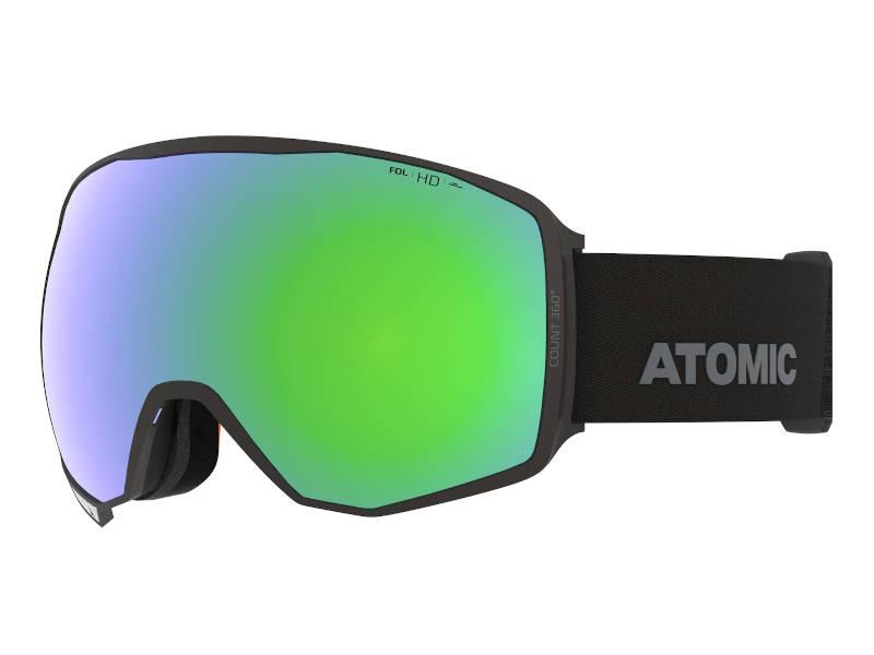 Gogle narciarskie ATOMIC Count 360 HD 2021