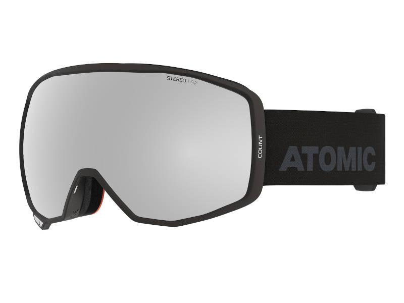 Gogle narciarskie ATOMIC Count Stereo OTG Lite 2021