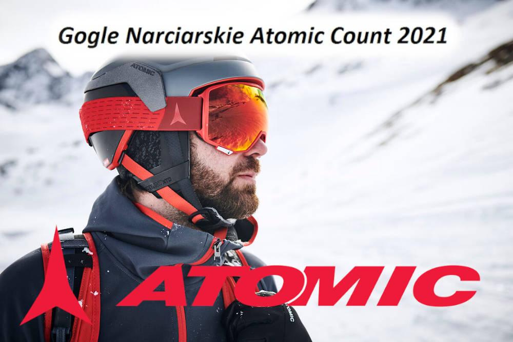 Gogle Narciarskie Atomic Count 2021