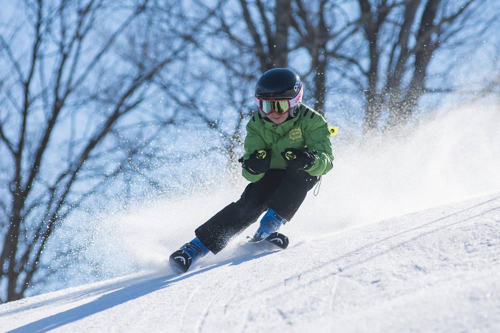 Kask narciarski dla dzieci 2021