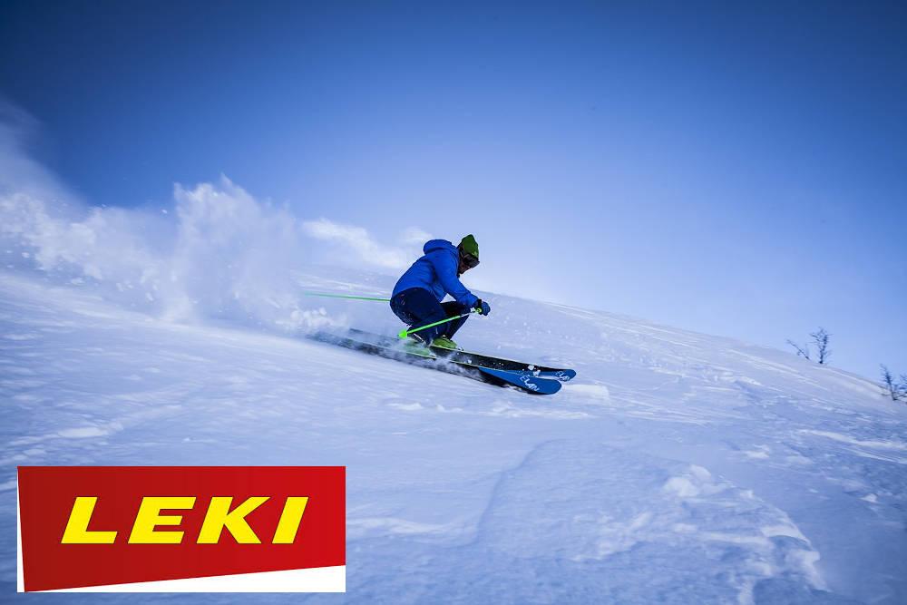 Kijki narciarskie Leki 2021