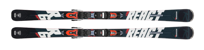 Narty Rossignol React 6 Compact 2021