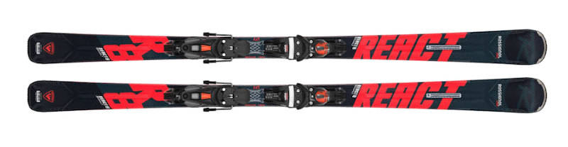 Narty Rossignol React 8 HP 2021