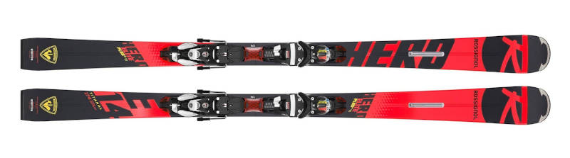 Narty Rossignol Hero Elite Plus TI
