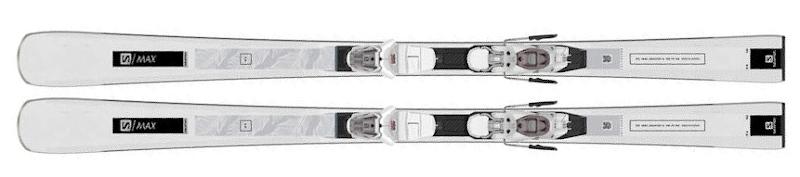Narty Salomon S/MAX W 6 + wiązania M10 GW 2021 - jakie narty damskie wybrać?