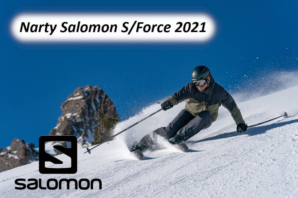 Narty Salomon S/Force 2021 – dla entuzjastów przygotowanych tras