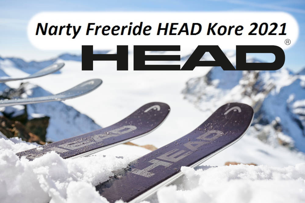 Narty Freeride HEAD Kore 2021