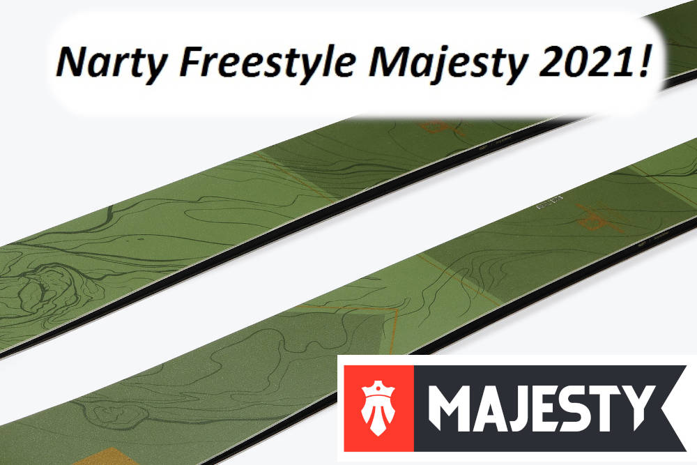Narty Freestyle Majesty 2021
