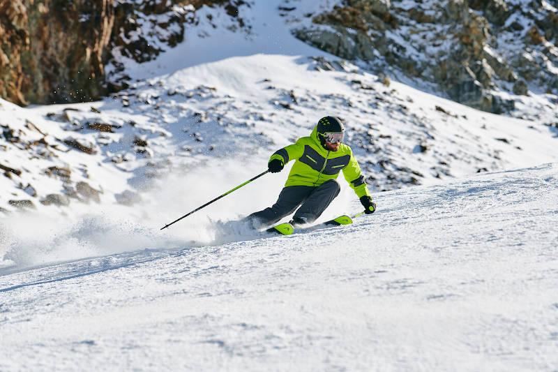 Narty HEAD V-Shape V8 2021 - najlżejsze narty?