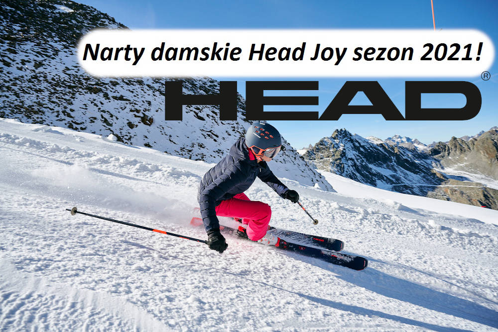 Narty damskie Head Joy sezon 2021