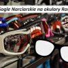 Gogle Narciarskie na okulary Rossignol
