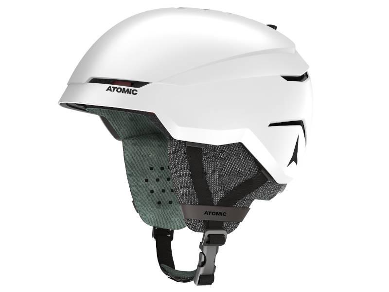 Kask narciarski damski biały Atomic Savor White 2021