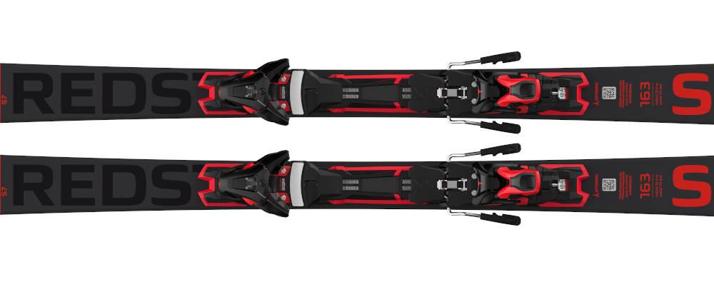 Wiązania Atomic F 12 GW Red/Black 2022